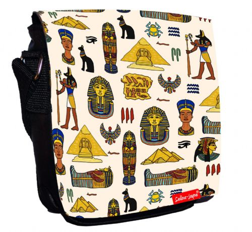 Selina-Jayne Egyptologist Limited Edition Designer Small Cross Body Shoulder Bag
